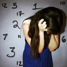 Miedo a los números